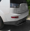 13581 - Visible Cross Tube Curt Custom Fit Hitch on 2007 Mitsubishi Outlander