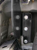 13581 - 2 Inch Hitch Curt Custom Fit Hitch on 2007 Mitsubishi Outlander