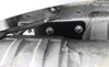 13581 - 4000 lbs GTW Curt Trailer Hitch on 2007 Mitsubishi Outlander