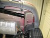 13591 - Class III Curt Trailer Hitch on 2012 Chevrolet Equinox
