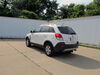 13594 - Concealed Cross Tube Curt Custom Fit Hitch on 2008 Saturn Vue