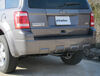 Curt Custom Fit Hitch - 13650 on 2011 Ford Escape