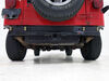 13657 - Concealed Cross Tube Curt Trailer Hitch on 1995 Jeep Wrangler
