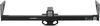 curt trailer hitch 5000 lbs wd gtw 500 tw receiver - custom fit class iii 2 inch