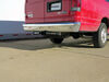 Trailer Hitch 14055 - 12000 lbs WD GTW - Curt on 2013 Ford Van