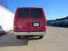14055 - 1200 lbs WD TW Curt Custom Fit Hitch on 2013 Ford Van