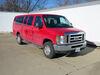Curt Custom Fit Hitch - 14055 on 2013 Ford Van