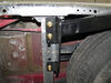 14055 - Visible Cross Tube Curt Trailer Hitch on 2013 Ford Van