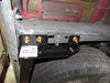 """Curt Trailer Hitch Receiver - Custom Fit - Class IV - 2"""" Visible Cross Tube 14055 on 2013 Ford Van"""