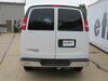 Trailer Hitch 14090 - 12000 lbs WD GTW - Curt on 2013 Chevrolet Express Van