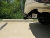 "Curt Trailer Hitch Receiver - Custom Fit - Class IV - 2"" 1000 lbs TW 14301 on 2011 Chevrolet Silverado"