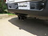 14301 - Concealed Cross Tube Curt Custom Fit Hitch on 2011 Chevrolet Silverado