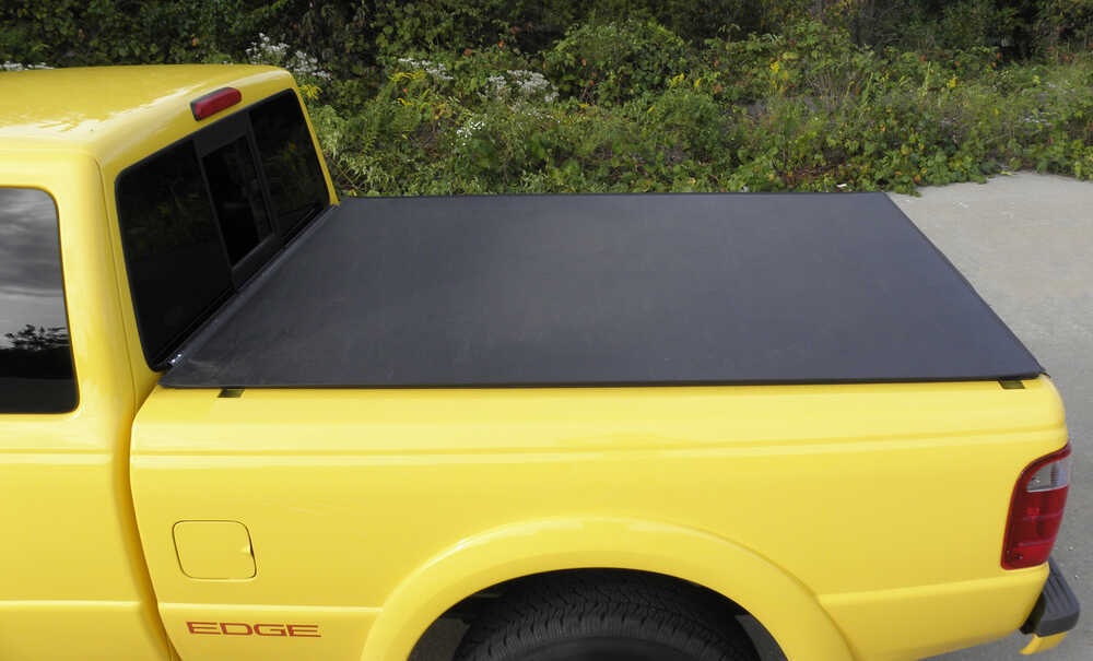 153923 - Opens at Tailgate Craftec Hatch-Style Tonneau