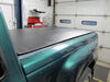 Craftec Hatch-Style Tonneau - 153923 on 1999 Ford Ranger
