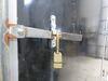 Polar Hardware Trailer Door Latch - 158-101