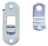 polar hardware trailer door latch 5-1/8 inch long hasp 2 wide 158-102