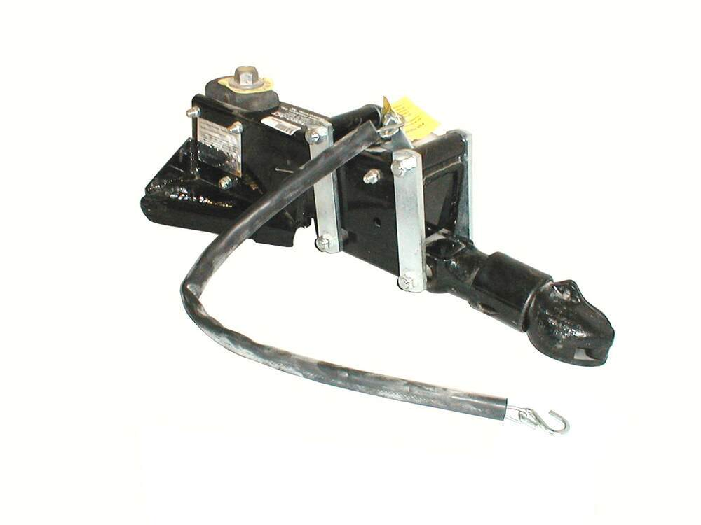 Toledo Actuator with 2 Inch Hammer Blow Coupler
