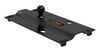 """Curt Above-Bed Gooseneck Trailer Hitch for Fifth Wheel Rails - 3"""" Offset - 25,000 lbs 6250 lbs TW 16055"""