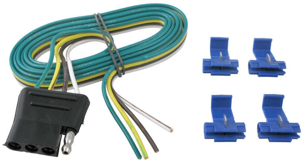 Wiring 18002 - Plug and Lead - Tekonsha