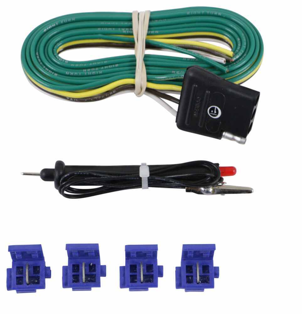 Wiring 18252 - Plug and Lead - Tekonsha