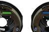 185100-150 - Brake Set Redline Electric Drum Brakes