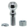 Trailer Hitch Ball 19286 - Chrome-Plated Steel - Draw-Tite