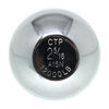 Draw-Tite Chrome-Plated Steel Trailer Hitch Ball - 19286