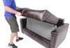 "Thomas Payne Trifold RV Loveseat - 68"" Wide - Jaleco Chocolate Trifold Sofa 195-000006"