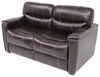 "Thomas Payne Trifold RV Loveseat - 68"" Wide - Jaleco Chocolate Brown 195-000006"
