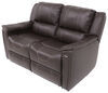 thomas payne rv couches and chairs wall clearance required heritage dual reclining loveseat - 58 inch wide majestic chocolate