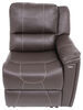 """Thomas Payne Heritage Left Arm RV Recliner - 29"""" Wide - Majestic Chocolate 29 Inch Wide 195-000019"""
