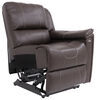 """Thomas Payne Heritage Left Arm RV Recliner - 29"""" Wide - Majestic Chocolate Left Arm Recliner 195-000019"""