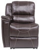 "Thomas Payne Heritage Right Arm RV Recliner - 29"" Wide - Jaleco Chocolate 36-1/2 Inch Deep 195-000021"