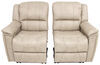 thomas payne rv couches and chairs loveseat heritage dual reclining - 58 inch wide grantland doeskin