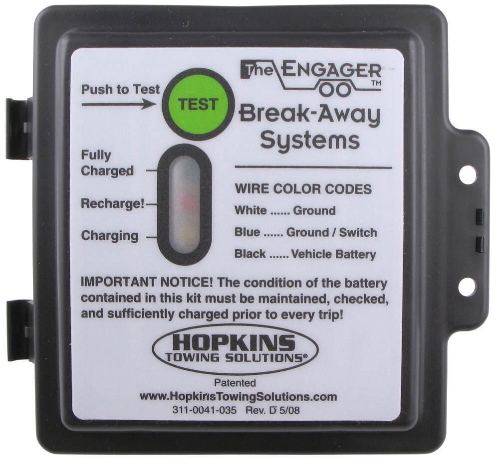 Hopkins Trailer Breakaway Kit - 20106