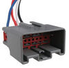 tekonsha accessories and parts wiring adapter wired to brake controller 3036-s