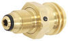 MB Sturgis Propane Adapter Fitting - Soft Nose POL x Type 1 POL - Female,Type 1 - Male 204128-MBS