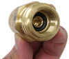 MB Sturgis Disposable Propane Bottle Adapter Fitting Type 1 - Male,POL - Female 204132-MBS