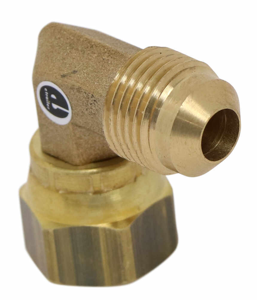 "3//8/"" Female X 1//8/"" Male Brass Adapter Fitting Gas Engine Motor"