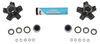 """Dexter Idler Trailer Axle w/ Hubs - EZ-Lube - 5 on 4-1/2 Bolt Pattern - 60"""" Long - 2,200 lbs 5 on 4-1/2 20545I-EZ-60-10"""