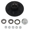"""Dexter Trailer Axle with Idler Hubs - 5 on 4-1/2 Bolt Pattern - 72"""" Long - 2,000 lbs Standard Spindles 20545I-ST-72-15"""