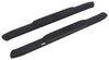 "Westin PRO TRAXX Oval Nerf Bars - 4"" - Black Powder Coated Steel Black 21-23315"