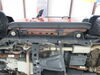 "Westin PRO TRAXX Oval Nerf Bars - 4"" - Black Powder Coated Steel Gloss Finish 21-23315 on 2014 Jeep Wrangler"