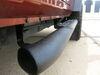 "Westin PRO TRAXX Oval Nerf Bars - 4"" - Black Powder Coated Steel 4 Inch Width 21-23315 on 2014 Jeep Wrangler"