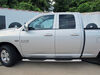 "Westin PRO TRAXX Oval Nerf Bars - 4"" - Polished Stainless Steel Silver 21-23550 on 2014 Ram 1500"