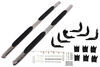 Westin Silver Nerf Bars - Running Boards - 21-23550