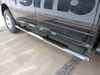 "Westin PRO TRAXX Oval Nerf Bars - 4"" - Polished Stainless Steel Polished Finish 21-23560 on 2015 Ram 2500"