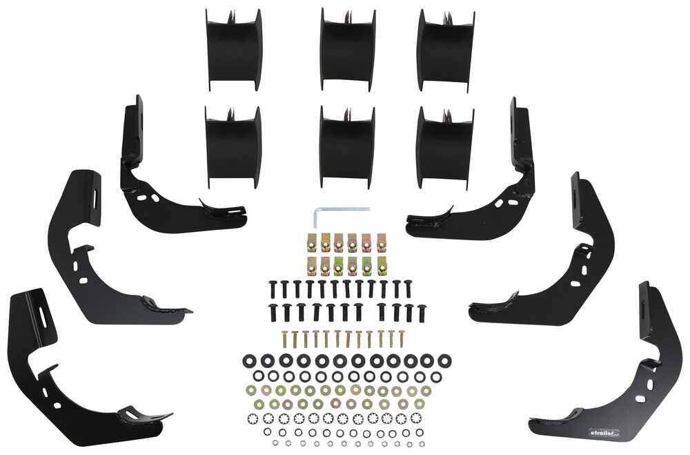 21-5371PK - Installation Kit Westin Accessories and Parts