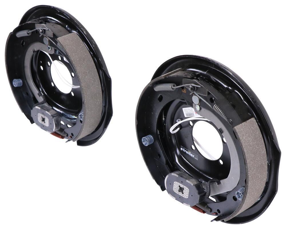 23-105-106 - Manual Adjust Dexter Axle Electric Drum Brakes