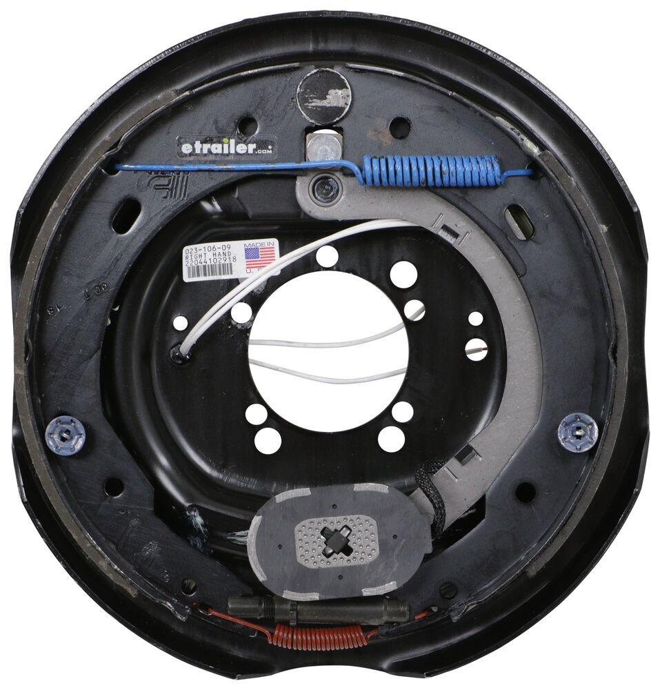 23-106-09 - Manual Adjust Dexter Axle Trailer Brakes